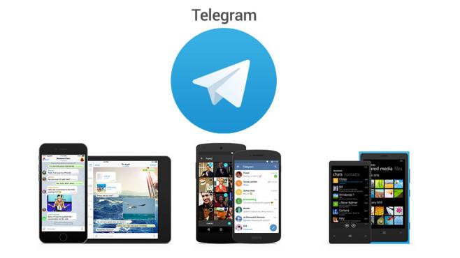 Telegram Produktfoto©Telegram