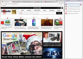 Peek a Tab für Chrome