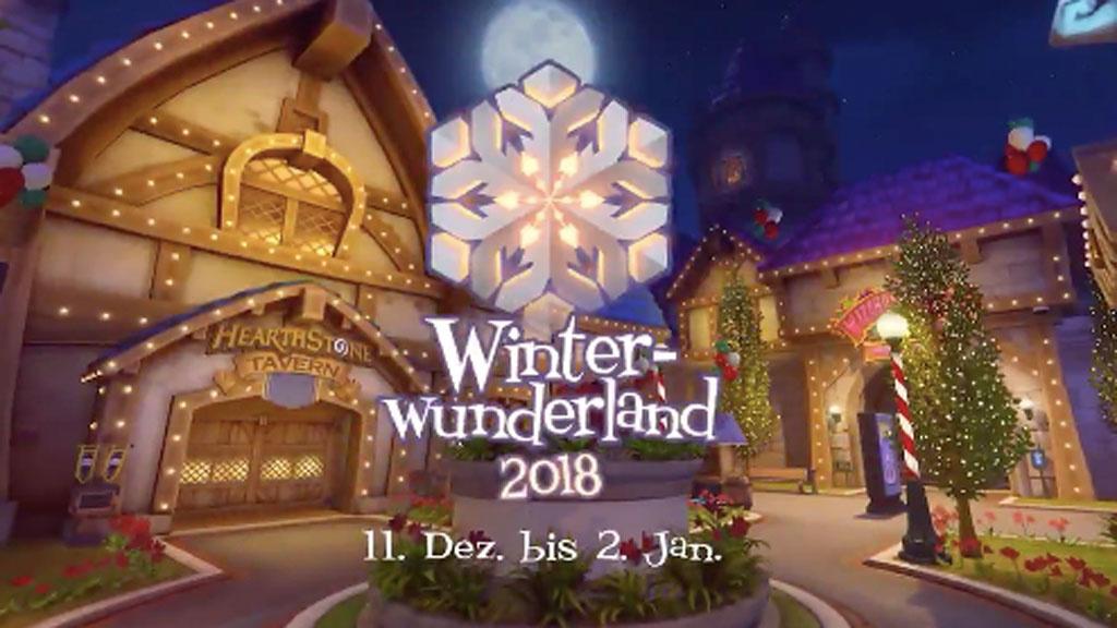 Overwatch: Weihnachts-Event 2018 kommt - COMPUTER BILD SPIELE
