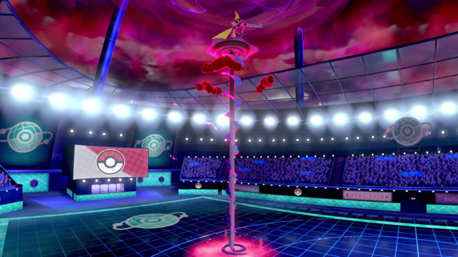 Pokémon Schwert und Schild Erweiterungspass©Nintendo