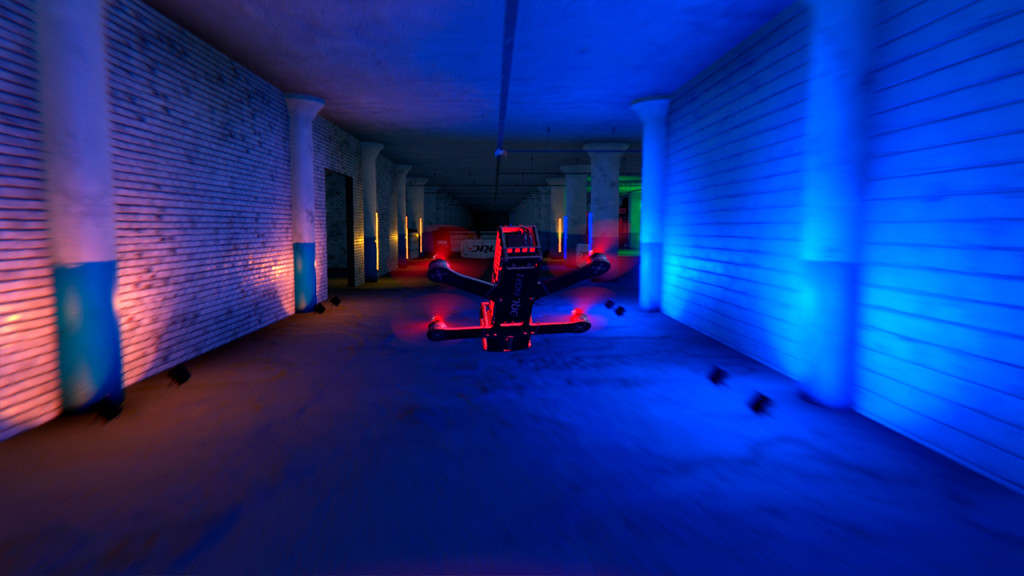 DRL Drone Racing Simulator 204