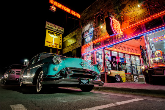Route 66 © Conny Conrad