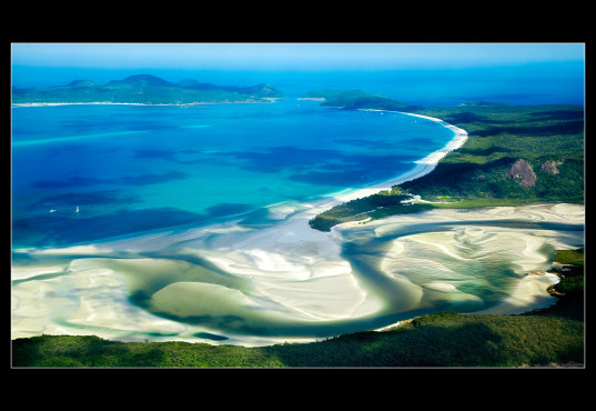 The Whitsundays © Josef Schwarz