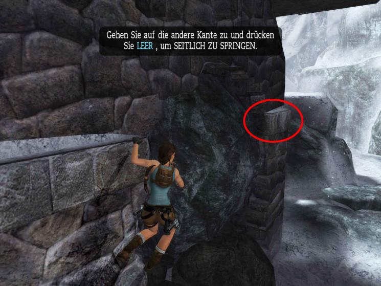 Tomb Raider Anniversary Komplettlösung Für Den Abschnitt Peru