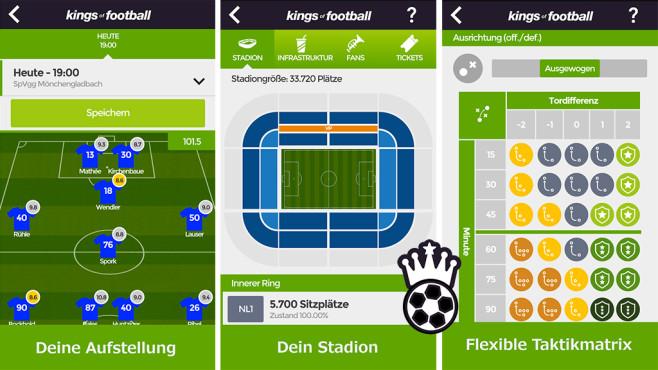 Kings of Football ©J.v.G. technology GmbH