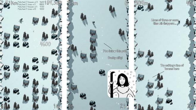 Ski Three ©Cape Guy Ltd.