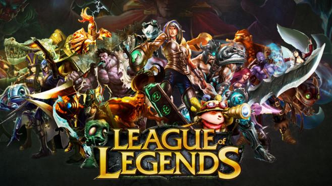 League of Legends: Helden©Riot Games
