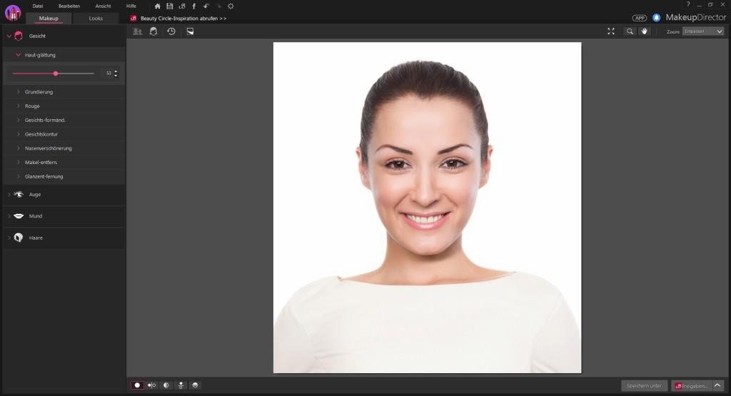 Screenshot 1 - MakeupDirector