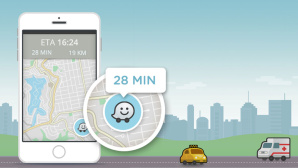 Waze setzt bei der Navigation auf prominente Stimmen.©waze.com