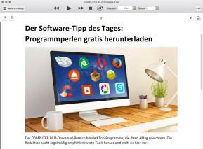 NaturalReader (Mac)