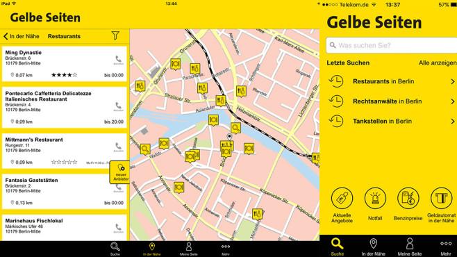 Gelbe Seiten ©Gelbe Seiten Marketing