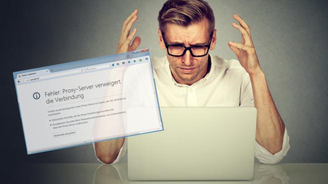 Windows- und Router-Tipps: Internetverbindung funktioniert nicht – Abhilfe! Ob per LAN oder WLAN, wenn Zugriffe aufs Internet (WAN, Wide Area Network) nicht glücken, kurieren das meist ein paar Maßnahmen.©Rawpixel Ltd. – Fotolia.com