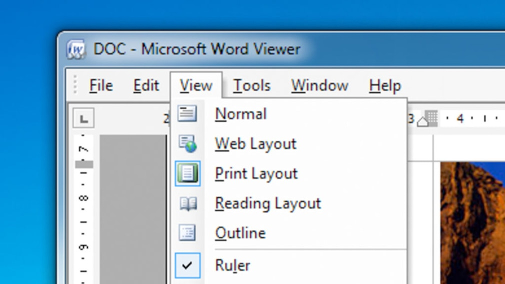 Word Viewer: DOC-Datei öffnen – kostenlose Alternativen Der Word Viewer stammt aus einer Zeit, als kostenlose Büroanwendungen kaum verbreitet waren. Das kostenlose Betrachten von Word-Dateien ohne Word war etwas Besonderes.