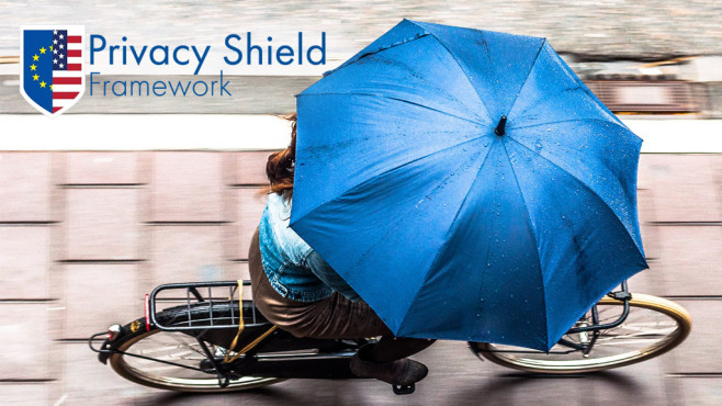 Privacy Shield: Schirm©privacyshield.gov, Photo by Stuart Gleave/gettyimages
