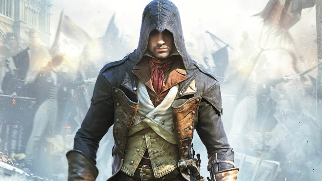 Assassin's Creed – Unity: Cover©Ubisoft