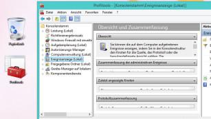 Windows 7/8/10: Systemsteuerung für Administratoren im Eigenbau©COMPUTER BILD