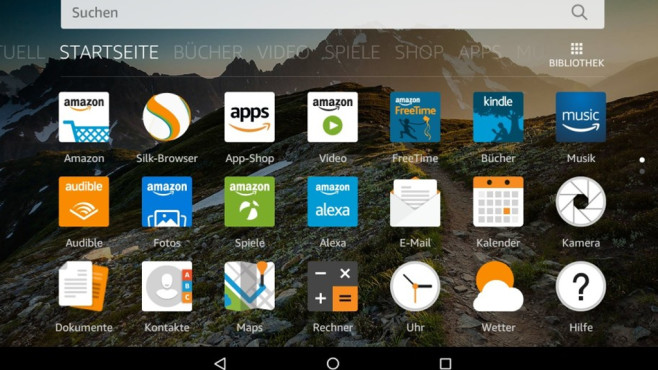 Google Play Store für Amazon-Fire-Tablets (APK) ©COMPUTER BILD