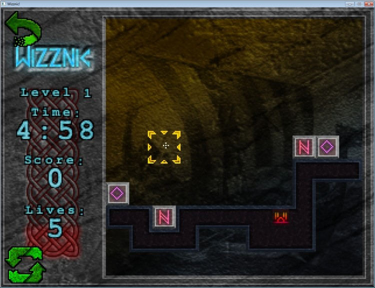Screenshot 1 - Wizznic Portable
