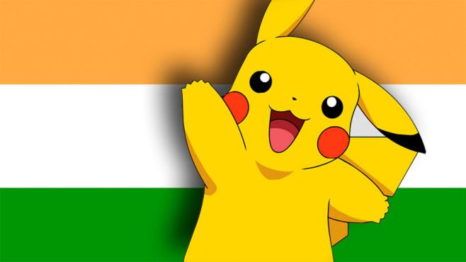 Pokémon GO: Indien©Niantic / The Pokémon Company