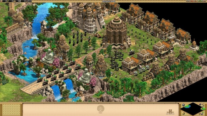 Age of Empires II HD - Rise of the Rajas © Steam