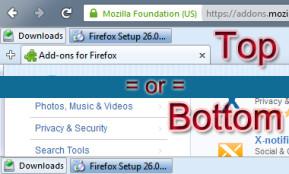 Download Manager (S3) für Firefox