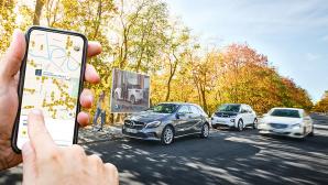 Car2Go DriveNow MyTaxi ParkNow©BMW, Daimler