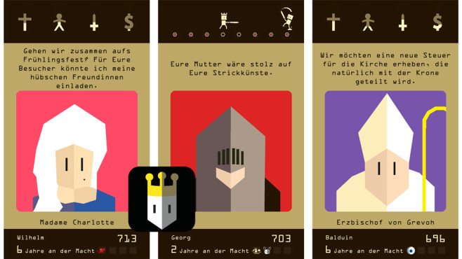 Reigns © DevolverDigital