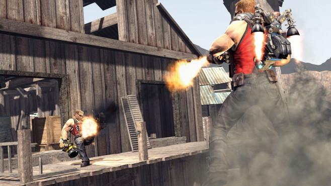 Duke Nukem Forever: Geballer©Gearbox Software