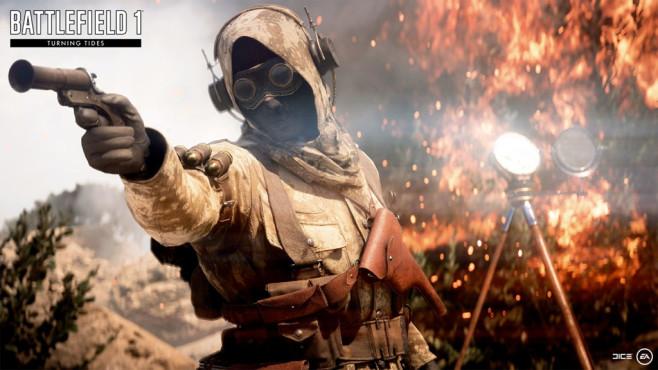 Battlefield 1: DLC©EA