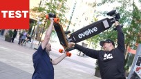 Evolve-Longboards Bamboo & Carbon All-Terrain im Test © COMPUTER BILD