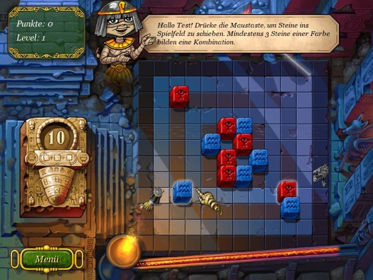 Screenshot 1 - Stones of Khufu