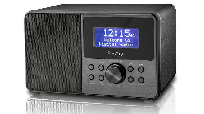 Peaq PDR160BT-B ©PEAQ