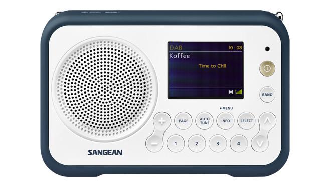 Sangean DPR-76 ©SANGEAN