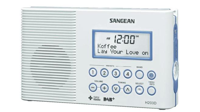 Sangean H203D ©SANGEAN