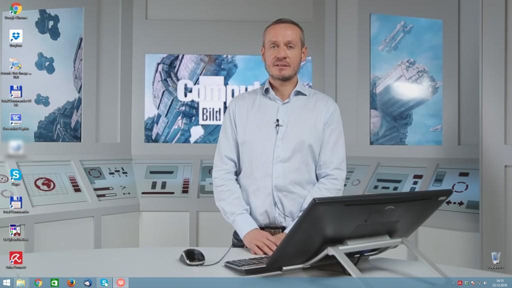 Screenshot 1 - Video Desktop Boss