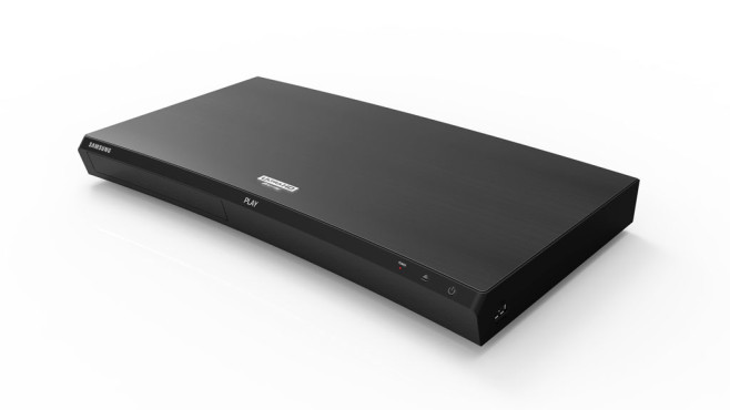 Samsung M9500 UHD-Blu-ray-Player©Samsung