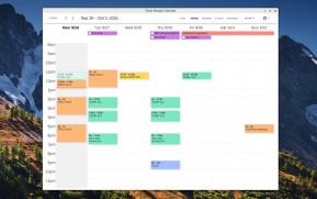 Clean Google Calendar für Chrome