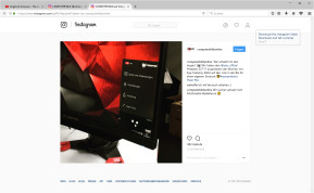 Instagram Video Download für Firefox