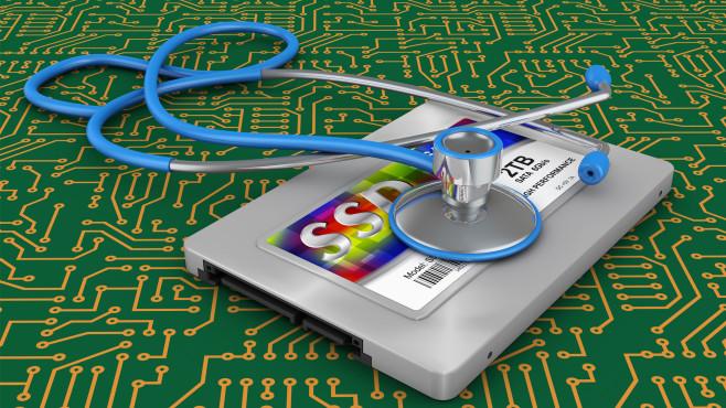 SSD-Defekt erkennen: So analysieren Sie mit CrystalDiskInfo Ihr Laufwerk Hier finden Sie die besten Tipps, um alles Wichtige zu Ihrer SSD auszulesen.©rommma/iStock.com