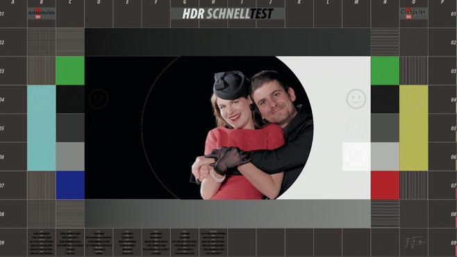 TV-Bild optimieren ©COMPUTER BILD