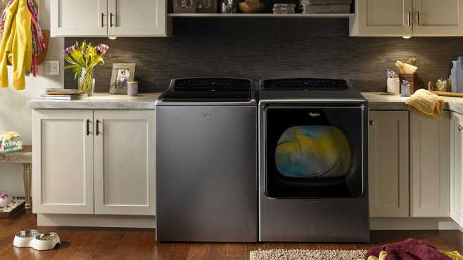 Waschmaschine und Trockner©Whirlpool