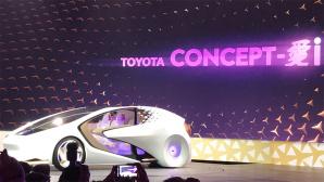 Toyota Concept-i©COMPUTER BILD