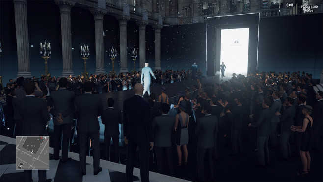 Nvidia Geforce Now im Praxistest: Hitman © COMPUTER BILD, Square Enix, Nvidia