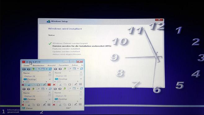 Windows-Hack: Programme bei Neuinstallation ausführen (Clean) Install deluxe: Aufgebohrt mit Zusatz-Tools, gerät eine System-Neueinrichtung zum besonderen Erlebnis.©COMPUTER BILD