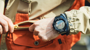 Casio WSD-F20: Smartwatch © Casio