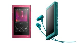 Sony Walkman NW-A35 und NW-A35HN©Sony