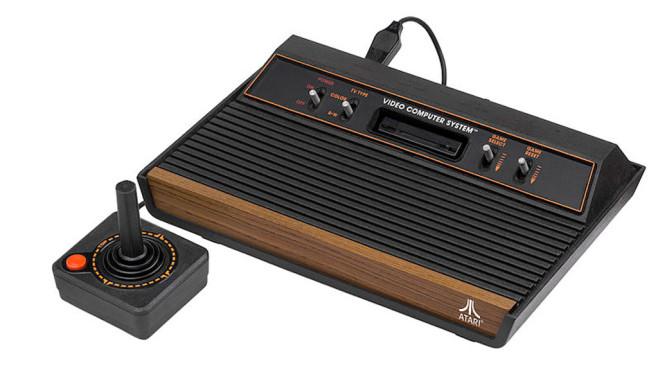 Atari 2600©Atari / Evan-Amos