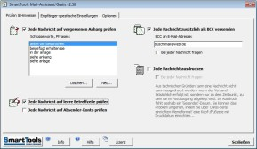 SmartTools Mail-Assistent für Outlook