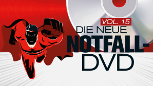 Notfall-DVD 15©iStock.com/omergenc