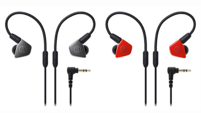 Audio-Technica: ATH-LS70iS©Audio-Technica
